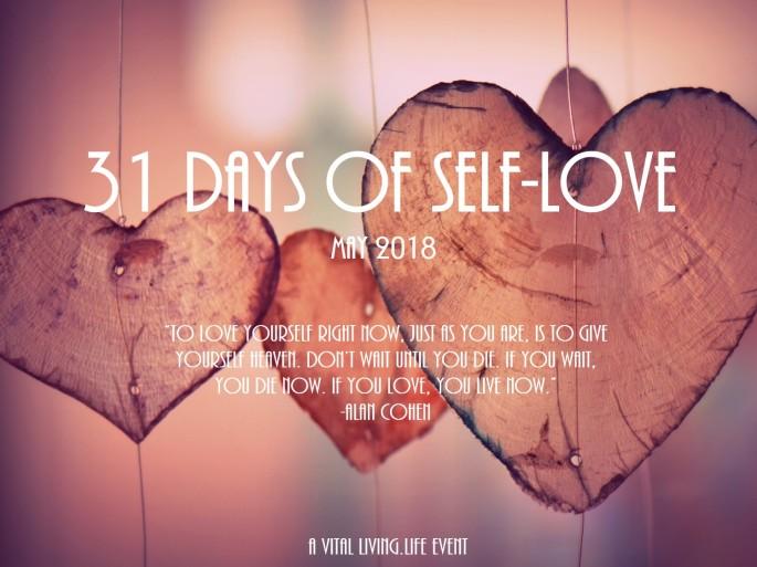 31daysofselflovechallenge