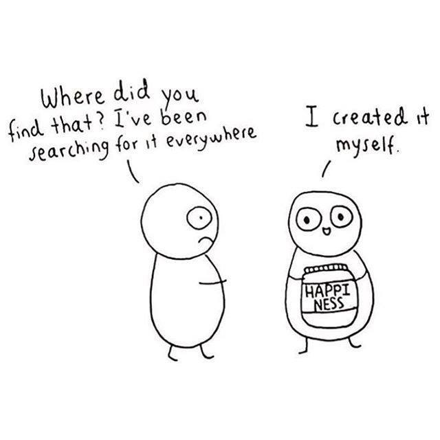 cultivate inner happiness