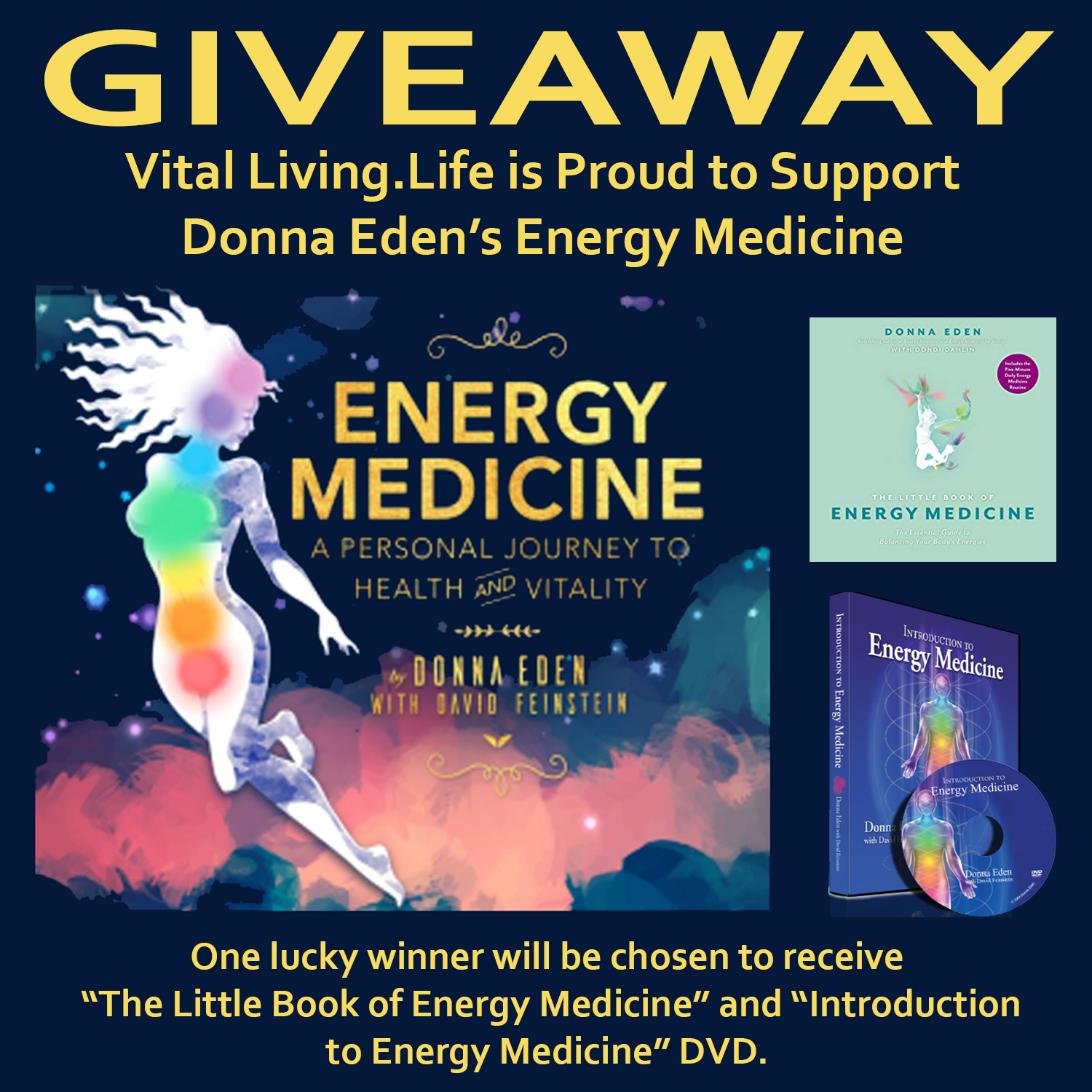 Energy giveaways