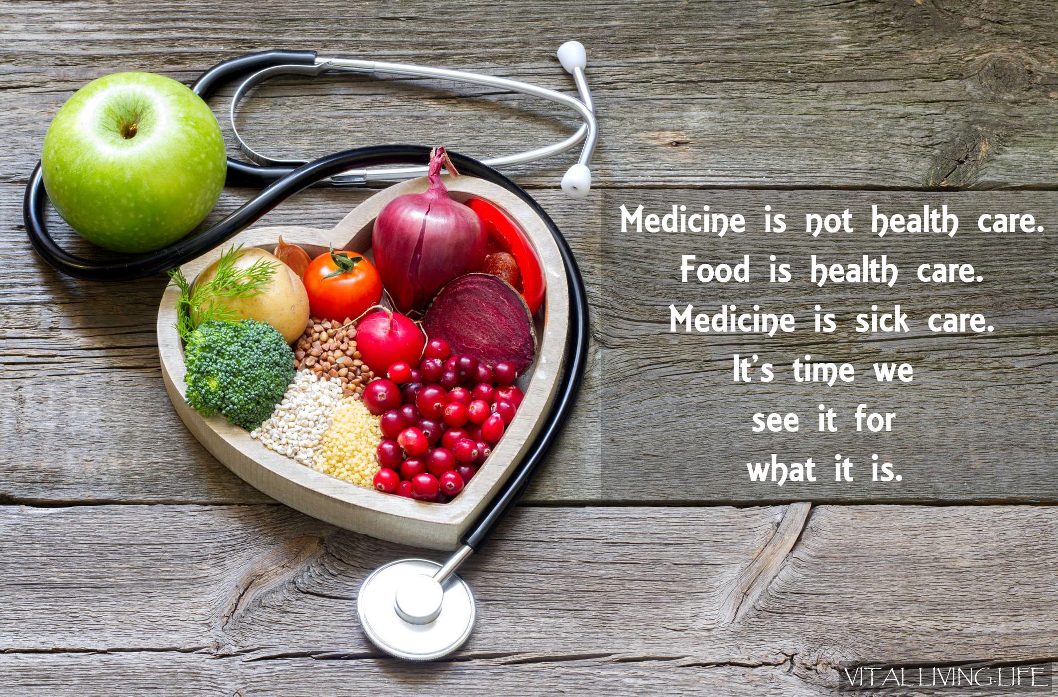 FoodIsMedicine