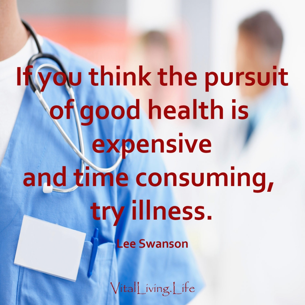 healthiswealth