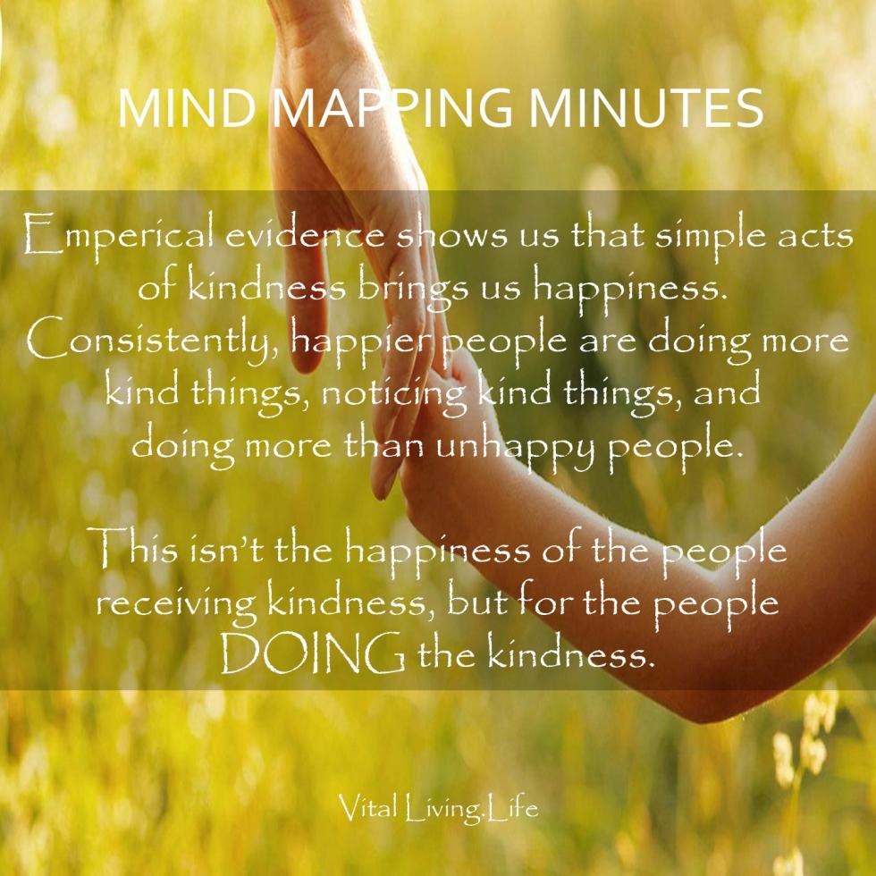 Kind People Are Happier People