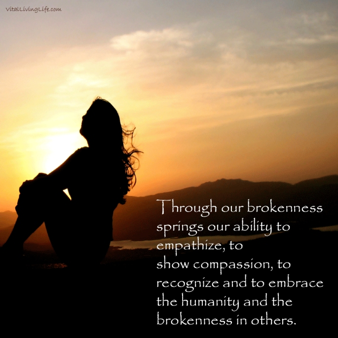 We Are All Broken and Human