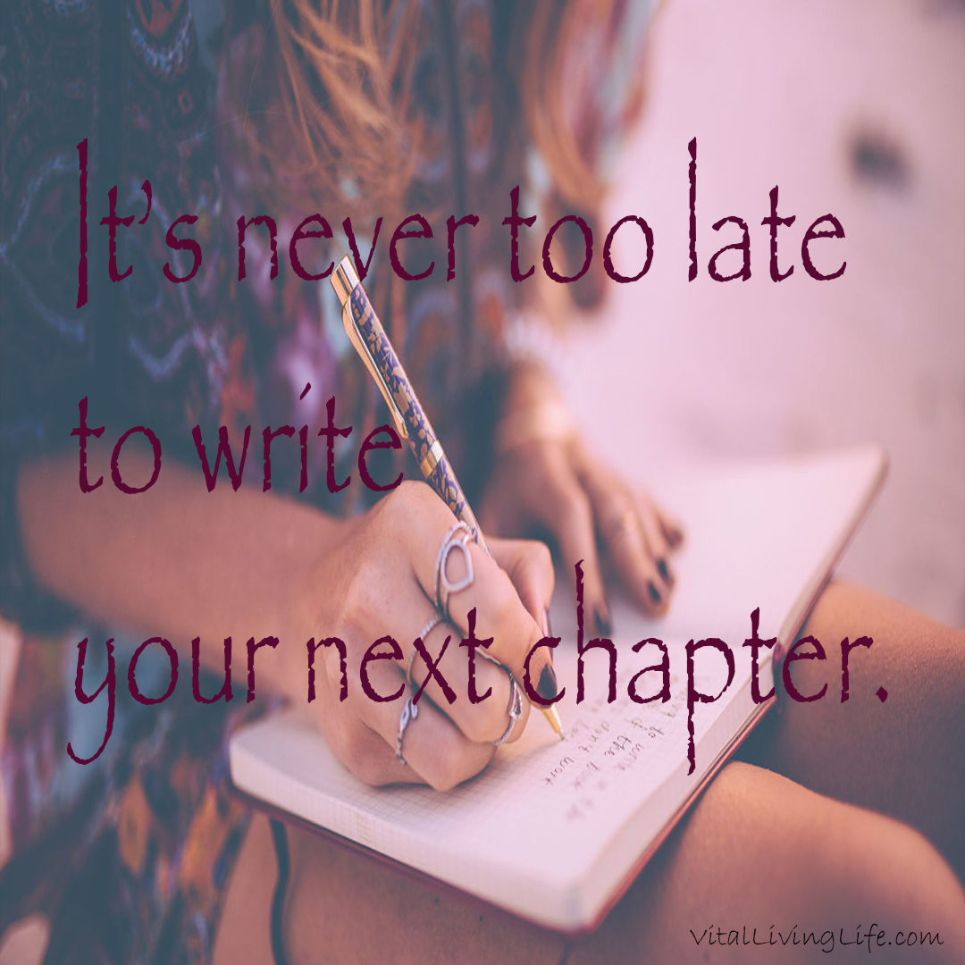 WriteYourNextChapter