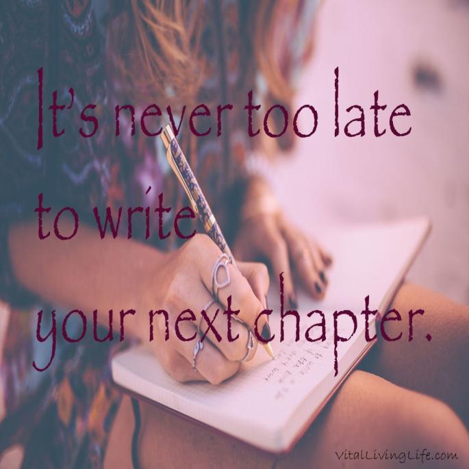 WriteYourNextChapter